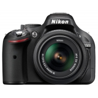Nikon D5200 Digital SLR Camera (18-55mm VR Lens Kit)