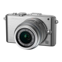Olympus Pen E-PM1 Compact System Camera (Inc M.ZUIKO Digital 14 -42mm II R Lens) (Any Colour)