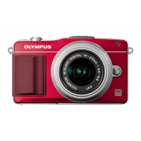 Olympus Pen E-PM2 Compact System Camera (Inc M.ZUIKO Digital 14 -42mm II R Lens) (Any Colour)