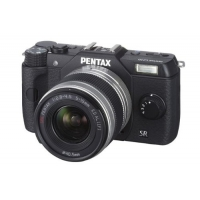 Pentax Q10 Compact System Camera with 5-15mm Lens Kit ( Any Colour)
