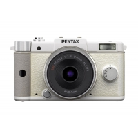 Pentax Q Compact System Camera with 8.5mm Lens Kit (Any Colour)