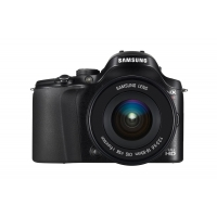 Samsung NX20 Digital Wi-Fi Compact System Camera - Black (20.3MP, 18-55mm Lens Kit)