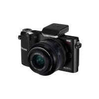 Samsung NX200/NX210 Compact System Camera (Inc 20-50mm Lens & Flash gun)