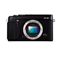 Fujifilm X-E1 Digital Camera Body Only