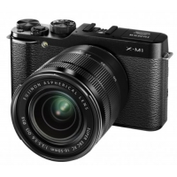 Fujifilm X-M1 Digital Camera with (16.3MP, 16-50mm Lens Kit)