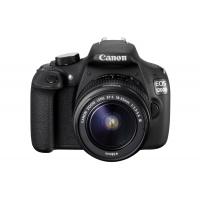 Canon EOS 1200D Digital SLR Camera (inc. 18-55 mm f/3.5-5.6 DC III Lens Kit)