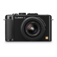 Panasonic Lumix LX7 Digital Camera with LEICA F1.4 Summilux Lens- (Any Colour)