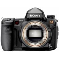 Sony Alpha A850 Full Frame Digital SLR Camera