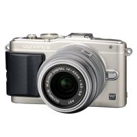 Olympus Pen E-PL6 Digital Camera (M.ZUIKO Digital 14 -42mm II R Lens) (Any Colour)