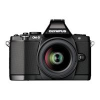 Olympus OM-D EM-5 Micro Four Thirds Interchangeable Lens Camera - (Inc M.Zuiko 12-50mm Lens)- Any Colour