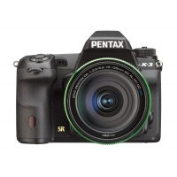 Pentax K-3 Digital DSLR Camera with 18-135mm WR Lens Kit