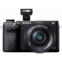 Sony NEX-6 Digital Camera 16.1MP with 16-50mm Zoom Lens