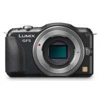Panasonic DMC-GF5 Lumix G Compact System Camera(Body Only)
