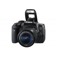Canon EOS 750D Digital SLR Camera( EF-S 18-55mm f/3.5-5.6 IS STM Lens)