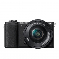 Sony ILCE5100L A5100 Digital Camera with SEL 16-50mm Zoom Lens (Any Colour)