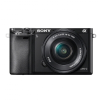 Sony ILCE6000L A6000 Digital Camera with SEL 16-50mm Zoom Lens