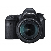 Canon EOS 6D Digital SLR Camera (Inc 24-105 mm STM Lens Kit)