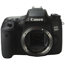 Canon EOS 760D Digital SLR Camera Body