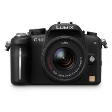 Panasonic Lumix DMC-G10 16.1MP Compact System Camera (inc 14-42mm G Lens) Any Colour