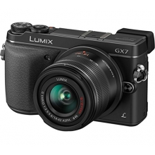 Panasonic LUMIX DMC-GX7 Digital Camera With 14-42mm Lens Kit (Any Colour)
