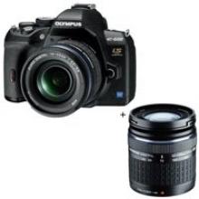 Olympus E-600 Digital SLR Camera (ED 14-42mm 1:3.5-5.6 & ED 40-150mm 1:4.0-5.6)