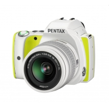 Pentax K-S1 Digital SLR Camera (Inc SMC18-55mm DA L Lens)-Any Colour
