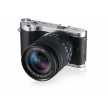 Samsung NX300 Compact System Camera (Inc: 20-50mm or 18-55mm Lens & Flash gun)(Any Colour)