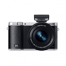 Samsung NX3000 Compact System Camera with 20-50mm or 16-50mm PZ Lens
