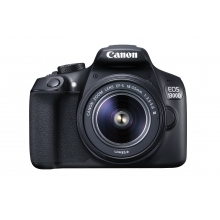 Canon EOS 1300D Digital SLR Camera (inc 18-55 mm f/3.5-5.6 Lens Kit)
