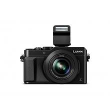 Panasonic DMC-LX100 EBK Digital Camera ( LEICA DC VARIO-SUMMILUX Lens with 24-75mm)