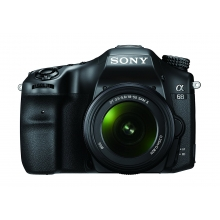 Sony Alpha A68K ILCA Interchangeable Lens Camera with 18-55mm Zoom Lens