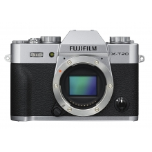 Fuji X-T20 24.3 MP Digital Camera Body Only-Any Colour