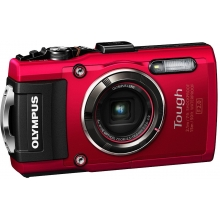 Olympus Tough TG-4 Digital Compact Camera (Any Colour)