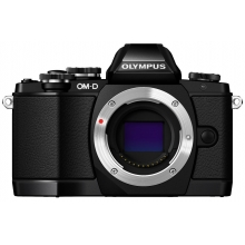 Olympus OM-D E-M10 Mark II Compact System Camera Body- Any Colour