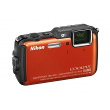 Nikon Coolpix AW120 Waterproof Compact Digital Camera-Any Colour