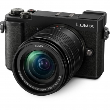 Panasonic DC-GX9M Compact System Digital Camera With 12-60mm Interchangeable Lens- Any Colour
