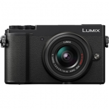 Panasonic DC-GX9 Lumix G Compact System Digital Camera With 14-42 mm Interchangeable Lens- Any Colour