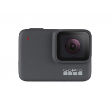 GoPro HERO7 Silver or White - Waterproof Digital Action Camera with Touch Screen