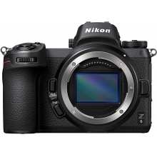 Nikon Z6 Digital Camera Mirrorless Camera-Body Only