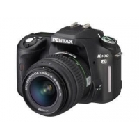 Pentax K100D Digital SLR Camera (18- 55mm Lens Kit)