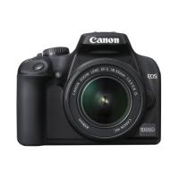 Canon EOS 1000D Digital SLR Camera (incl EF-S 18-55mm IS f/3.5-5.6)