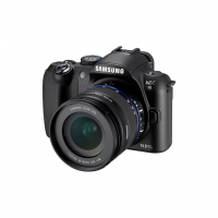 Samsung NX10 Digital System Camera Kit( incl 18-55mm OIS Lens)