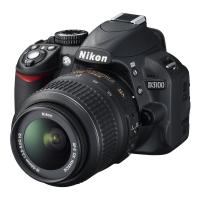 Nikon D3100 Digital SLR Camera (inc AF-S DX 18-55mm f/3.5-5.6G VR)