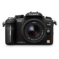 Panasonic Lumix DMC-G2 Compact System Camera (inc 14-42mm Lens)- Any Colour