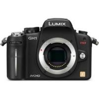 Panasonic Lumix GH1 Digital Camera (Body Only) Any Colour