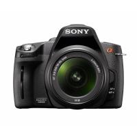Sony DSLR A390 Alpha Digital SLR Camera with SAL18-55mm Lens
