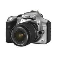 Canon EOS 300D Digital SLR Camera (incl. EF-S 18-55mm f/3.5-5.6 Lens Kit) Any Colour