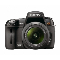 Sony DSLR A450L Alpha Digital SLR Camera inc(18-55mm lens)