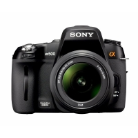Sony DSLR A500L Alpha Digital SLR Camera inc(18-55mm lens)