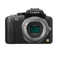 Panasonic Lumix DMC-G3 16.1MP Compact System Camera Body (Any Colour)